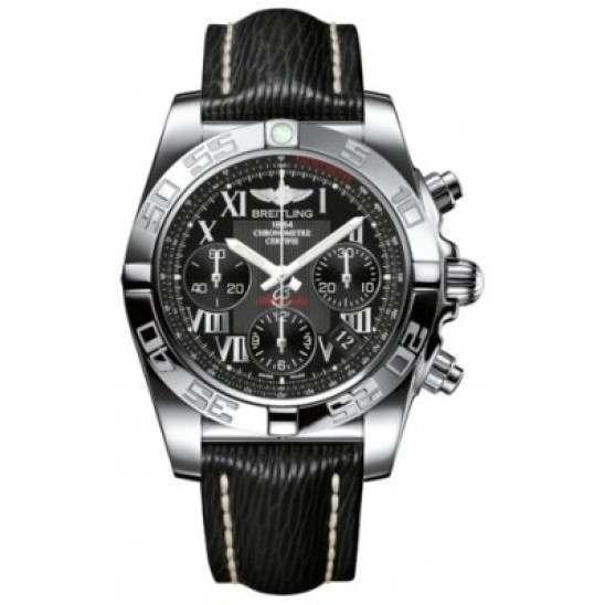Breitling Chronomat 41 Automatic Chronograph AB014012.BC04.218X