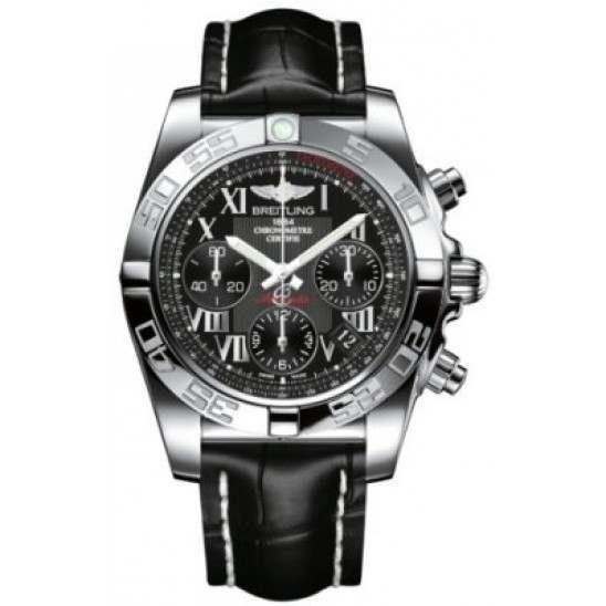 Breitling Chronomat 41 (Steel) Caliber 01 Automatic Chronograph AB014012.BC04.728P
