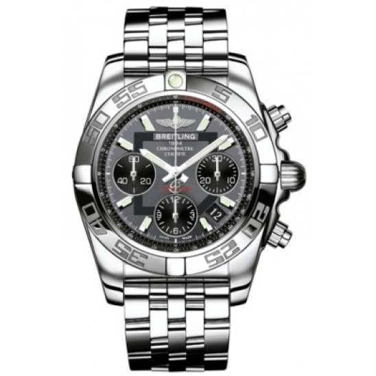 Breitling Chronomat 41 (Steel) Caliber 01 Automatic Chronograph AB014012.F554.378A