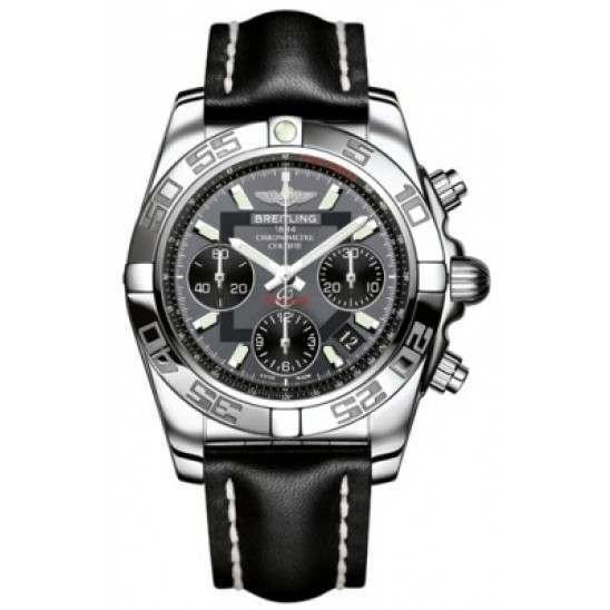 Breitling Chronomat 41 (Steel) Caliber 01 Automatic Chronograph AB014012.F554.428X
