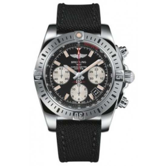 Breitling Chronomat 41 Airborne Caliber 01 Automatic Chronograph AB01442J.BD26.102W