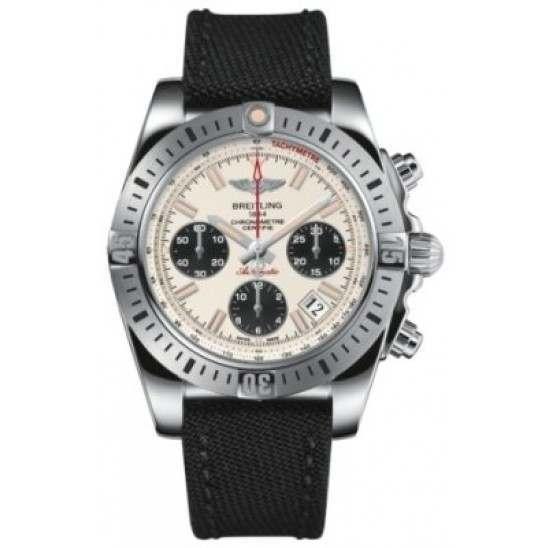 Breitling Chronomat 41 Airborne Caliber 01 Automatic Chronograph AB01442J.G787.102W