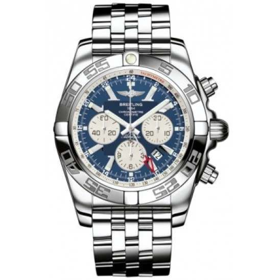Breitling Chronomat GMT Caliber 04 Automatic AB041012.C834.383A