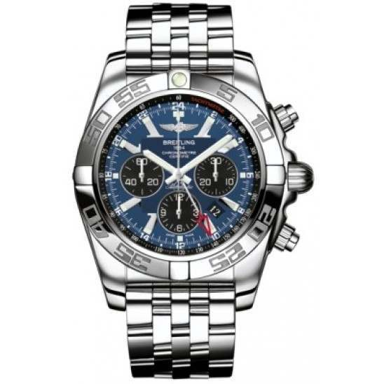 Breitling Chronomat GMT Caliber 04 Automatic AB041012.C835.383A