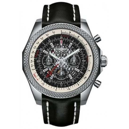 Breitling Bentley B04 GMT Automatic Chronograph AB043112.BC69.441X