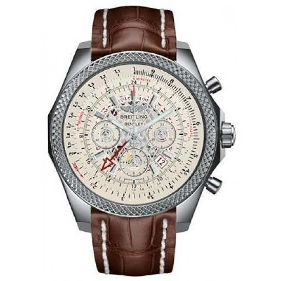 Breitling Bentley B04 GMT Automatic Chronograph AB043112.G774.756P