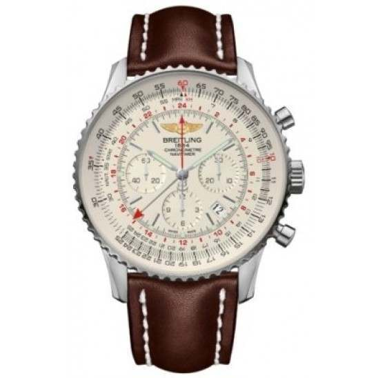 Breitling Navitimer GMT Caliber 04 Automatic Chronograph AB044121.G783.443X