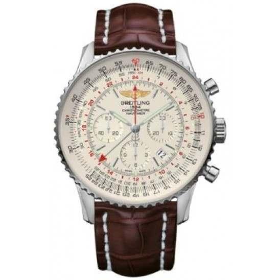 Breitling Navitimer GMT Caliber 04 Automatic Chronograph AB044121.G783.756P