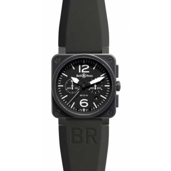 Bell & Ross BR03-94 Carbon