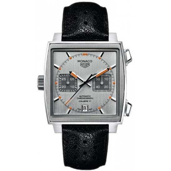 Tag Heuer Monaco Chronograph Limited Edition CAW211C.FC6241