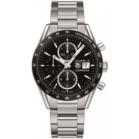 Tag Heuer Carrera Calibre 16 Automatic Chronograph 41mm CV201AJ.BA0727