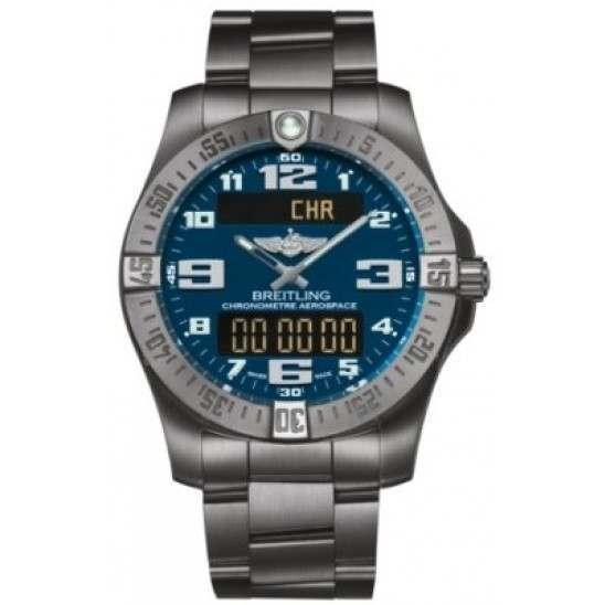 Breitling Aerospace Evo Caliber 79 Quartz Chronograph Multifunction E7936310.C869.152E