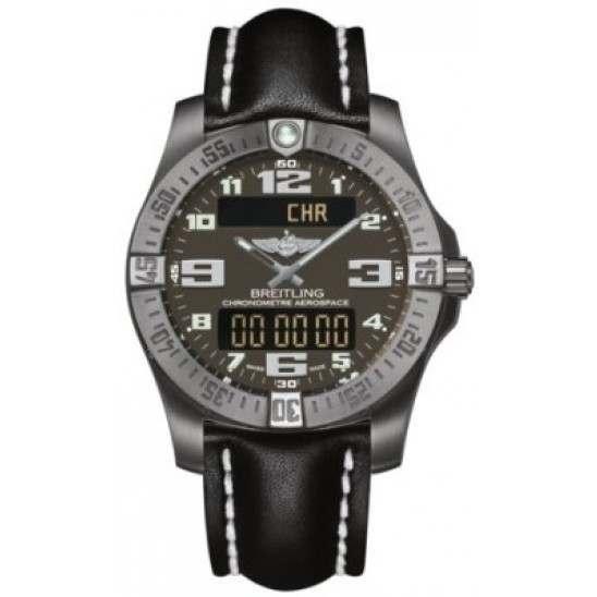 Breitling Aerospace Evo Caliber 79 Quartz Chronograph Multifunction E7936310F562435X