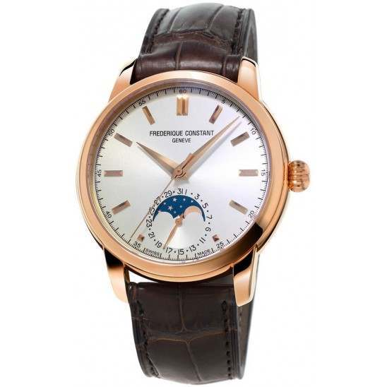 Frederique Constant Manufacture Classic Moonphase FC-715V4H4