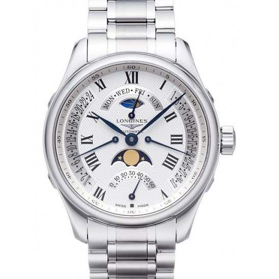 Longines Master Collection Retrograde Moonphase L2.739.4.71.6