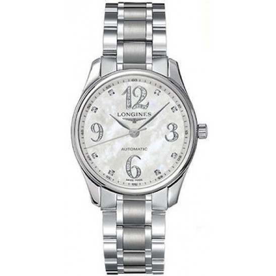 Longines Master Collection Automatic 36mm L2.518.4.88.6