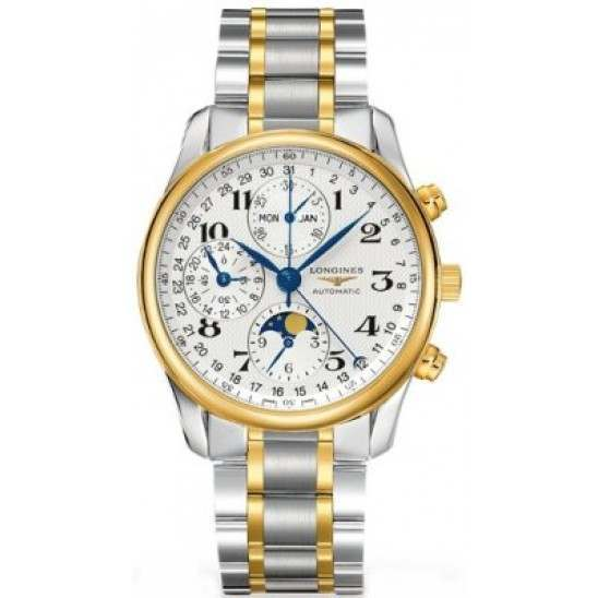 Longines Master Collection Chronograph Automatic L2.673.5.78.7