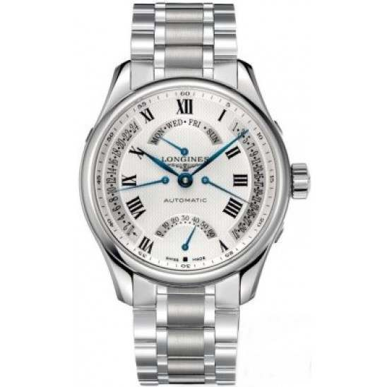 Longines Master Collection Retrograde Automatic L2.717.4.71.6