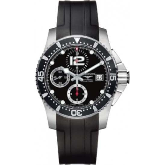 Longines Hydro Conquest Automatic Chronograph L3.644.4.56.2