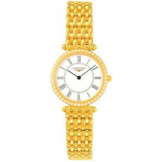 Longines La Grande Classique 18kt Gold L4.191.7.11.6
