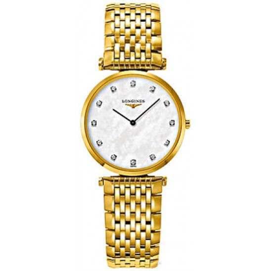 Longines La Grande Classique (Gold) Quartz L4.512.2.87.8