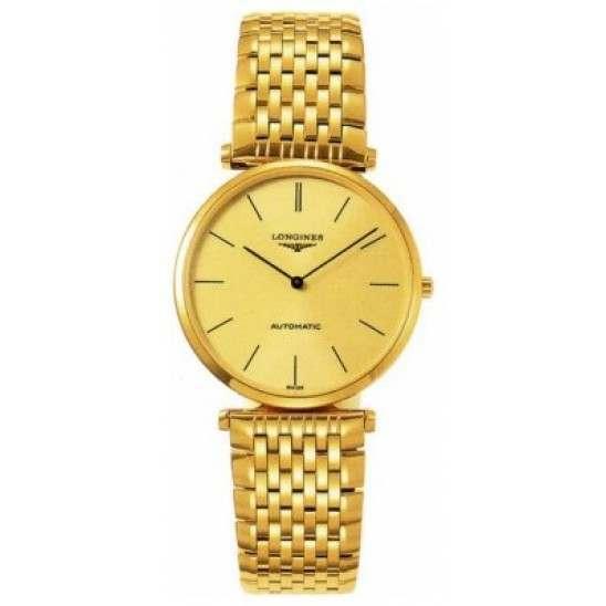Longines La Grande Classique Automatic Gold L4.708.2.32.8