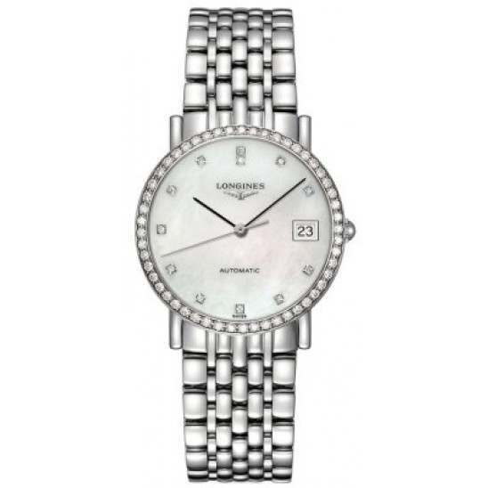 Longines Elegant Collection Automatic L4.809.0.87.6