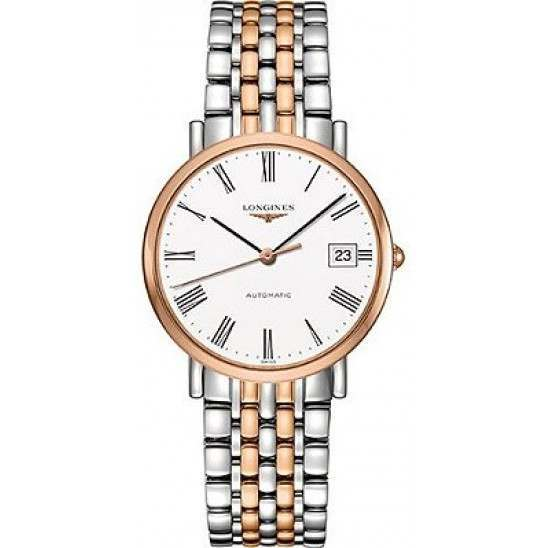 Longines Elegant Collection Automatic L4.810.5.11.7