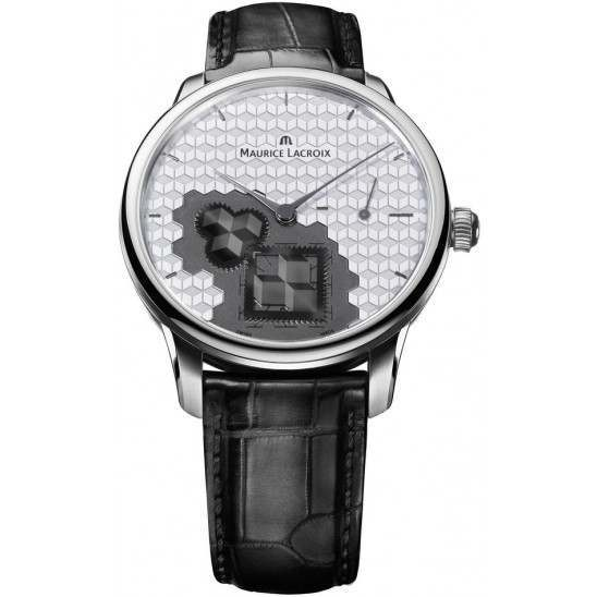 Maurice Lacroix Masterpiece Square Wheel Cube MP7158-SS001-909