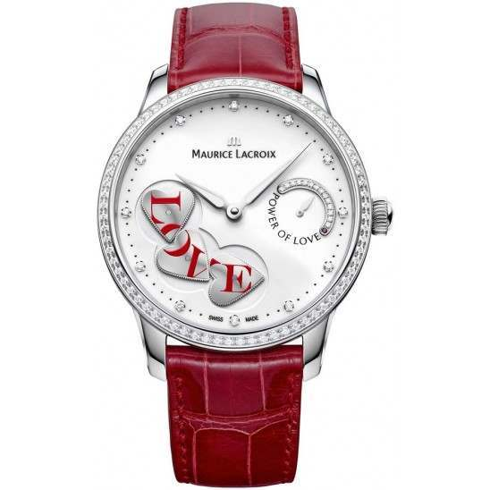 Maurice Lacroix Masterpiece Power of Love MP7258-SS001-150-002