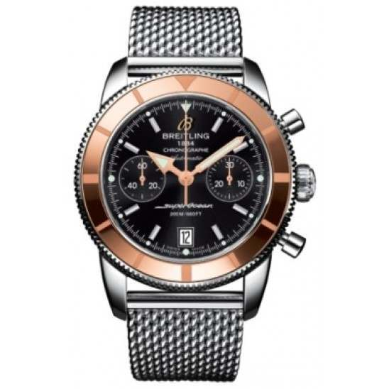 Breitling Superocean Heritage Chronographe 44 Caliber 23 Automatic Chronograph U2337012BB81154A