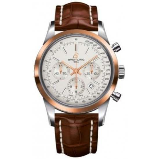 Breitling Transocean Chronograph Caliber 01 Automatic UB015212.G777.737P