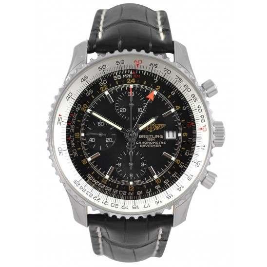 Breitling Navitimer World Automatic Chronograph A2432212.B726.760P