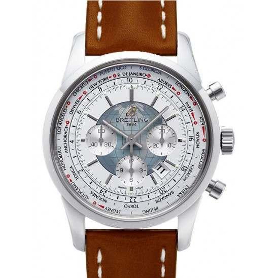 Breitling Transocean Chronograph Unitime AB0510U0.A732.439X