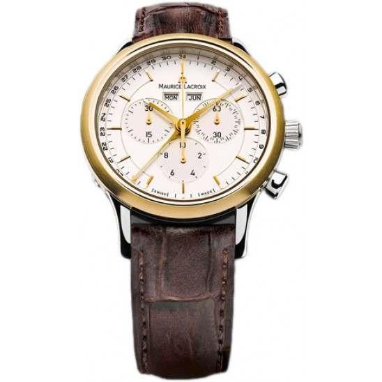 Maurice Lacroix Les Classiques Chronographe LC1008-PVY11-130