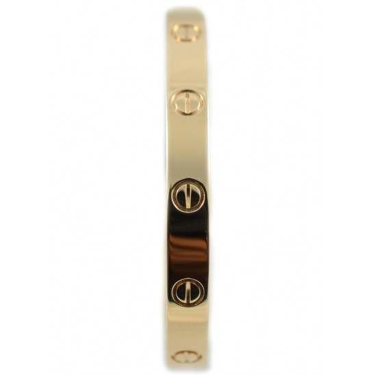 Cartier Love Band Rose Gold B6035616