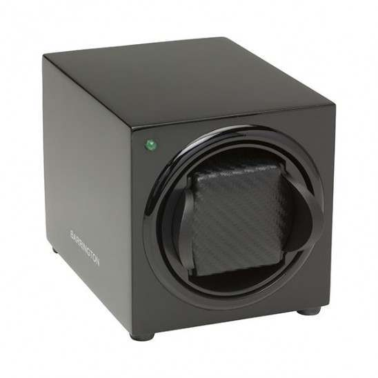 Barrington Single Watch Winder Shadow Black