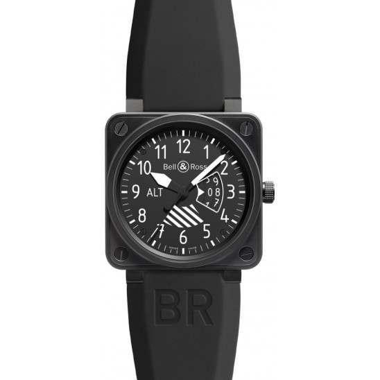 Bell & Ross BR 01-96 Altimeter Limited Edition BR0196-ALTIMETER