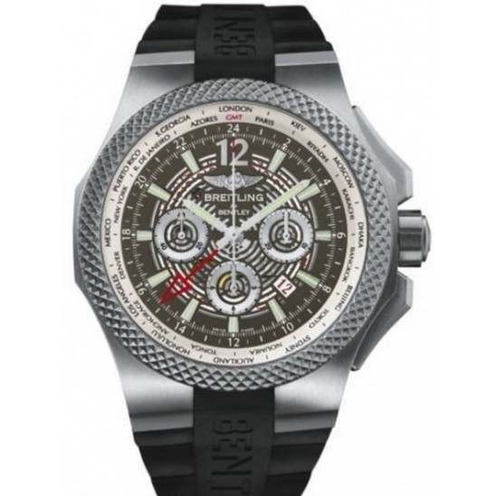 Breitling Bentley GMT Automatic Chronograph EB043210.M533.222S