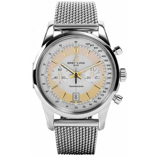 Breitling Transocean Chronograph Limited Edition - AB015412.G784.154A