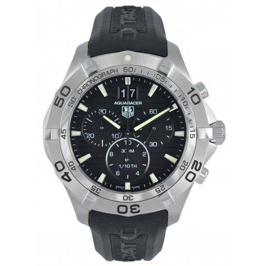 Tag Heuer Aquaracer Grande Date Chronograph CAF101E.FT8011