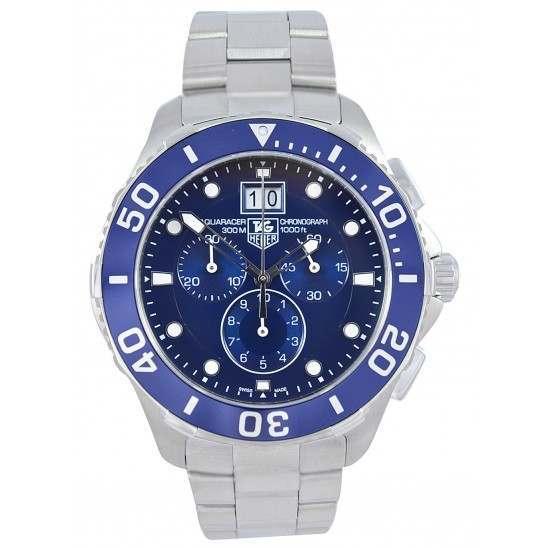 Tag Heuer Aquaracer Grande Date Chronograph CAN1011.BA0821