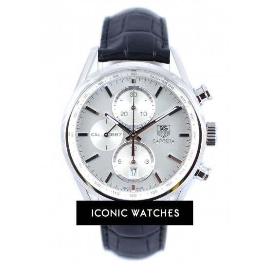 Tag Heuer Carrera Calibre 1887 Automatic Chronograph CAR2111.FC6266