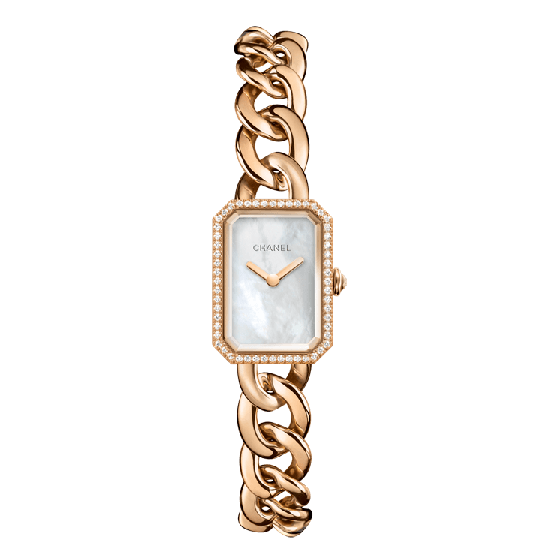 Chanel Premiere Chain Quartz Ladies H4411