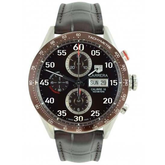 Tag Heuer Carrera Automatic Chronograph CV2A12.FC6236