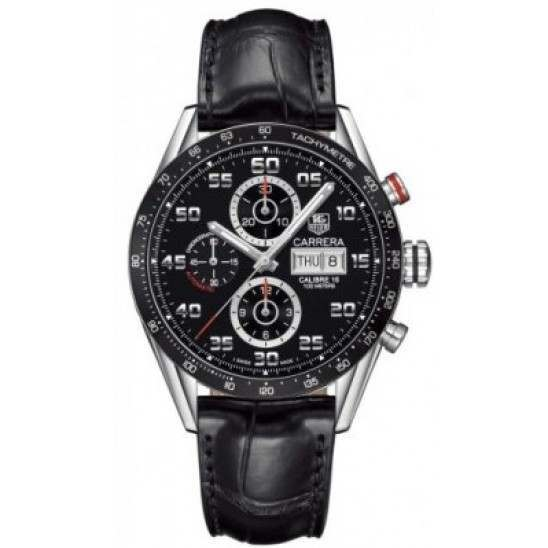 As New Tag Heuer Carrera Day-Date Automatic Chronograph CV2A1R.FC6235