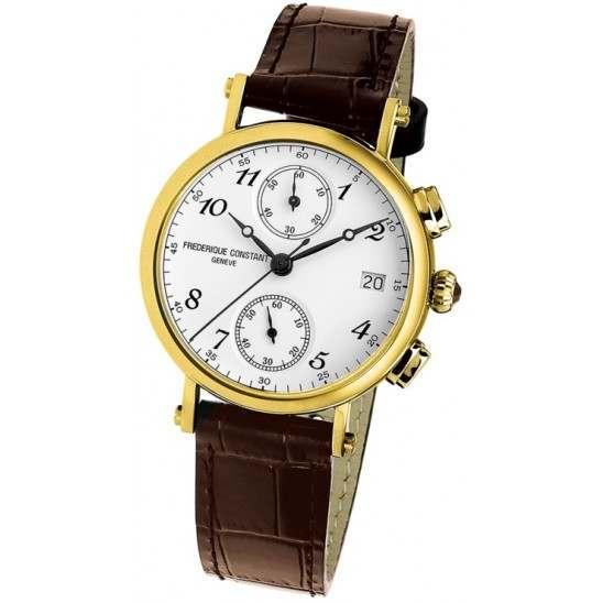 Frederique Constant Classics Chronograph Quartz FC-291A2R5