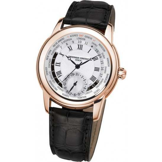 Frederique Constant Manufacture Worldtimer Limited Edition FC-718MC4H4