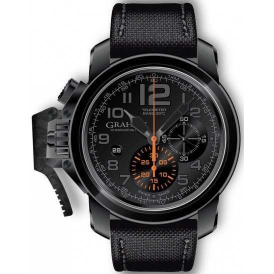 Graham Chronofighter Oversize Chronograph Black Forest 2CCAU.B01A