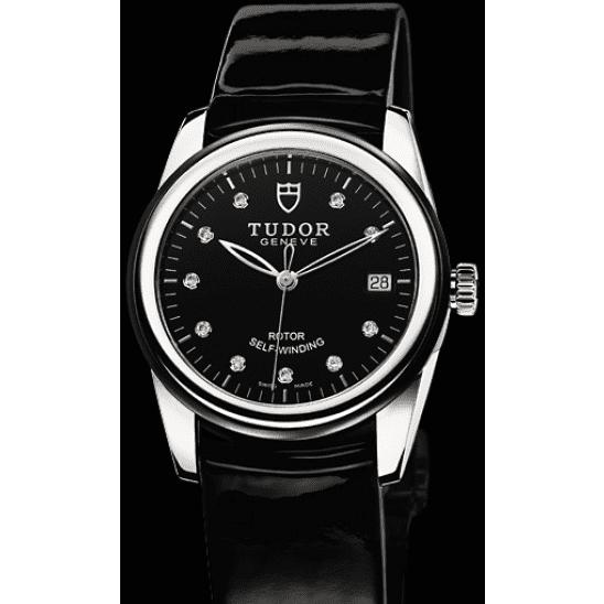 Tudor Glamour Date Watch 55010N